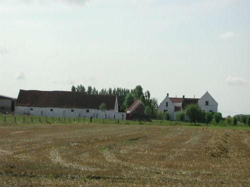Zuienkerke Westernieuwweg Zuid 14 Vijverhof