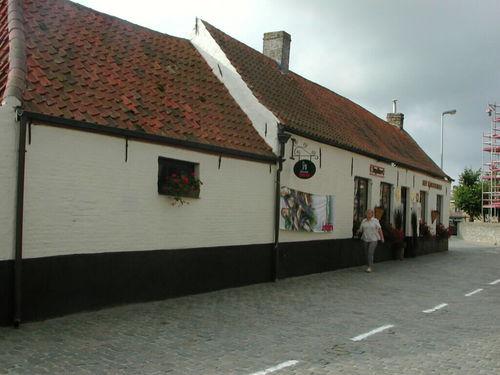 Zuienkerke Dorpweg 88 Herberg Het Mortierken