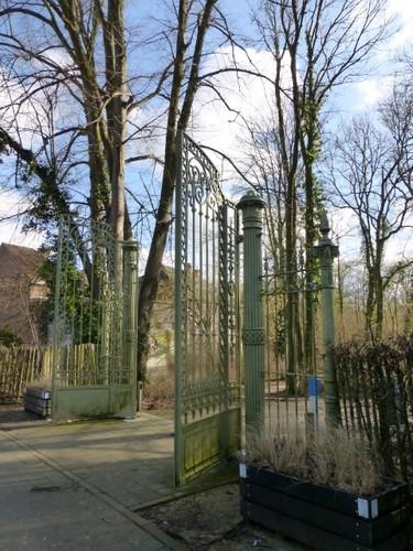 Bilzen Brugstraat Demerpark