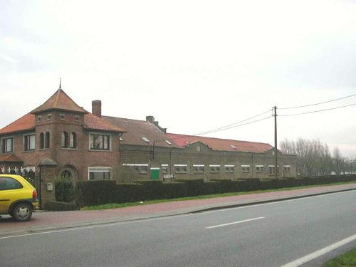 Zuienkerke, Houtave, Brugse Steenweg 30