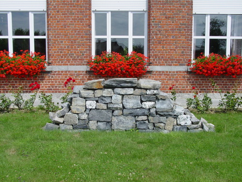 Loker: Ierse muur