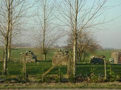 Resterende teerlingen van Westmolen