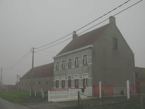 Zuienkerke, Houtave, Oude Weg 1
