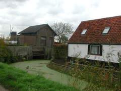 Pompgemaal en molenaarshuis