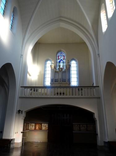 Menen Lauweplaats zonder nummer Sint-Bavokerk orgel
