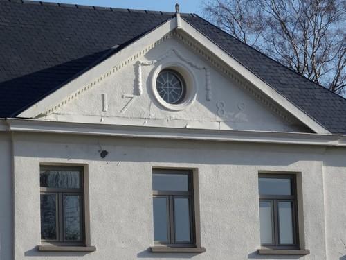 Kortrijk Kooigemplaats 15 Fronton