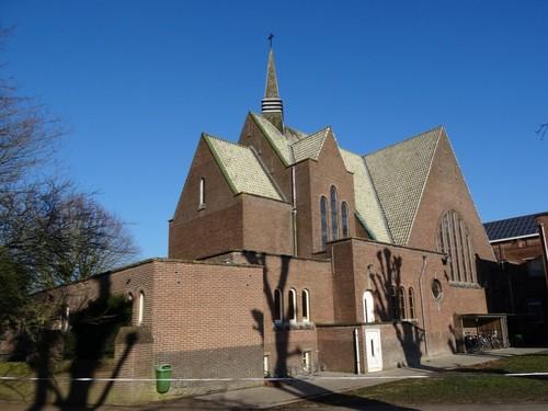 Kortrijk Don Boscolaan Sint-Annakapel
