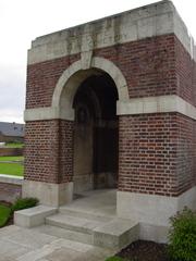 Britse militaire begraafplaats La Clytte Military Cemetery