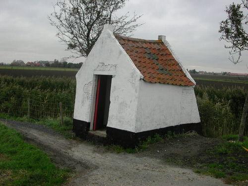 Zuienkerke Molenweg zonder nummer Veldkapel