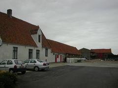Kasteel van Meetkerke, hoeve van het langgeveltype