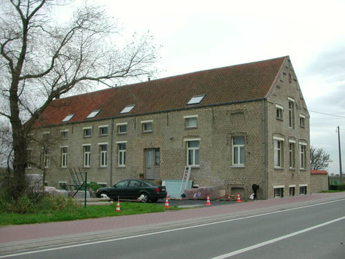 Zuienkerke, Nieuwmunster, Brugse Steenweg 10