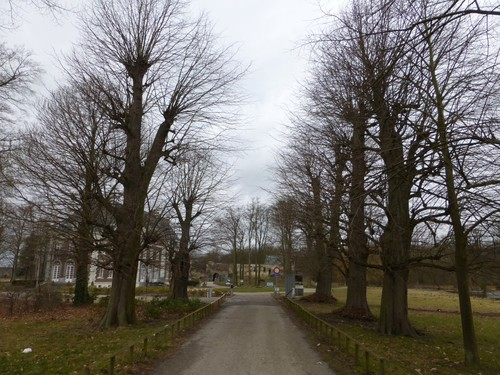 Burcht en kasteel Pietersheim
