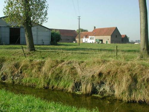 Zuienkerke, Nieuwe Steenweg 128