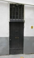 Traditioneel deurkozijn
