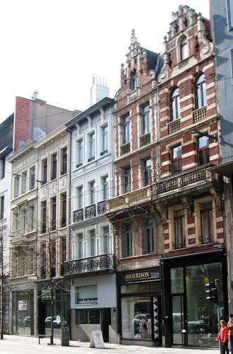 Antwerpen Nationalestraat 18-26