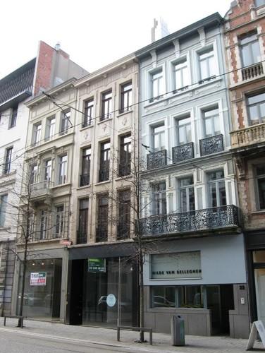 Antwerpen Nationalestraat 22-26