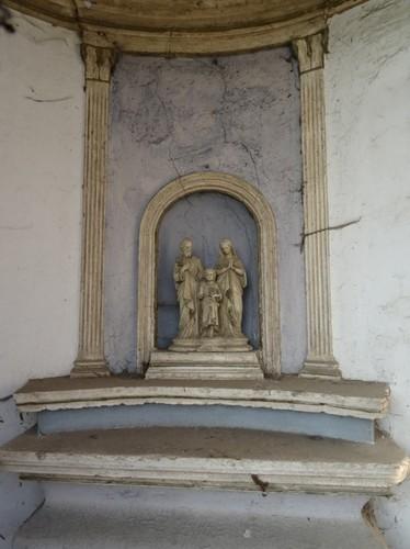 Spiere-Helkijn Stationsstraat 39 Interieur van de kapel
