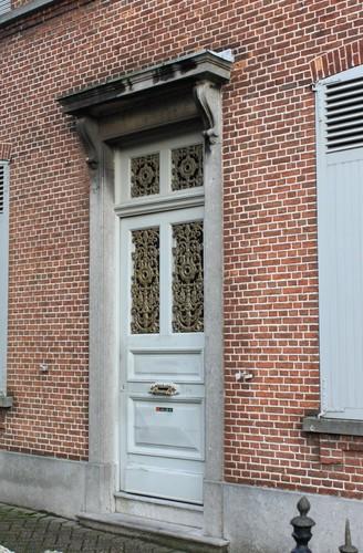 Kasterlee Leistraat 34 entablementomlijsting