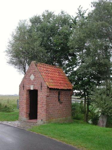 Zuienkerke, kapel, Schoeringstraat Zonder Nummer