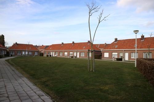 Lier Hemelplein Bejaardenhof Hemelplein