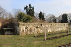 Bunkers of schuilplaatsen