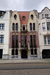 De Lianahalle, architectenwoning Jef Huygh