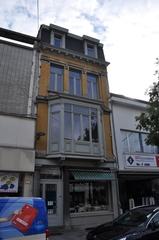 Winkelwoonhuis in eclectische stijl