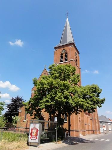 Sint-Niklaas Kemzekestraat 2 Sint-Jobkerk