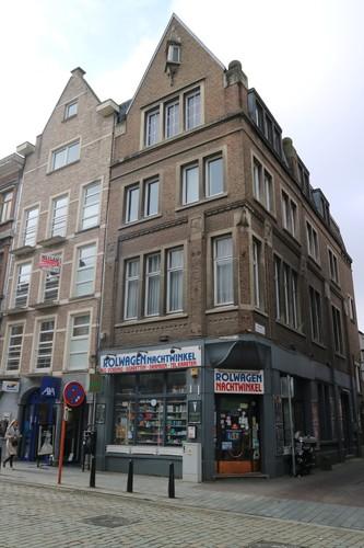 Lier Antwerpsestraat 127 Rolwagenstraat 1