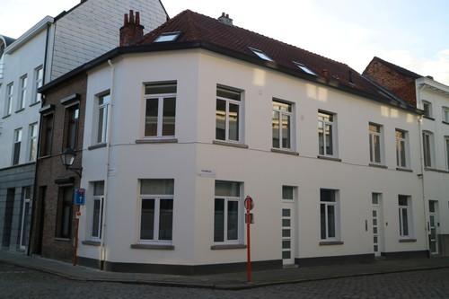 Lier Vismarkt 43 Vredebergstraat 1-3