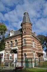 Villa Joossens in park