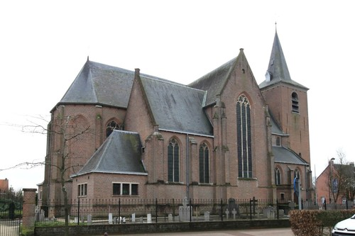 Beerse Kerkstraat zonder nummer kerk noordoosten