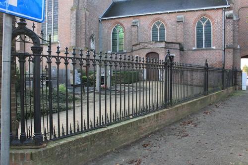 Beerse Kerkstraat zonder nummer kerk hek