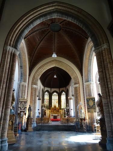 Brugge Baliestraat 2 Interieur
