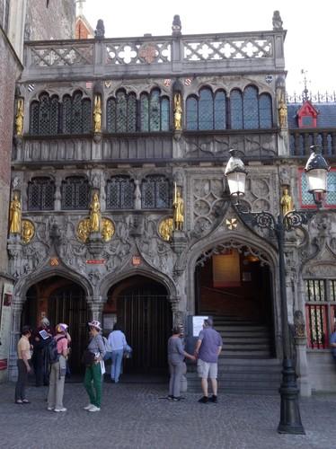 Brugge Burg 13 Sint-Basiliuskapel