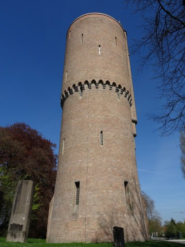 Brugge Gentpoortvest Watertoren