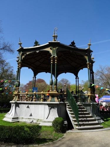 Brugge Koningin Astridpark Kiosk