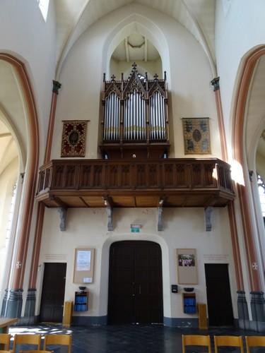 Brugge Moerkerkse Steenweg 192 Orgel