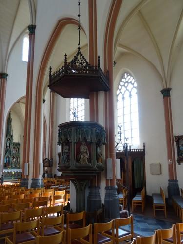 Brugge Moerkerkse Steenweg 192 Preekstoel