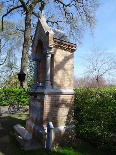 Brugge Pastoor Verhaegheplein 13 Onze-Lieve-Vrouw Onbevlekt Ontvangeniskapel