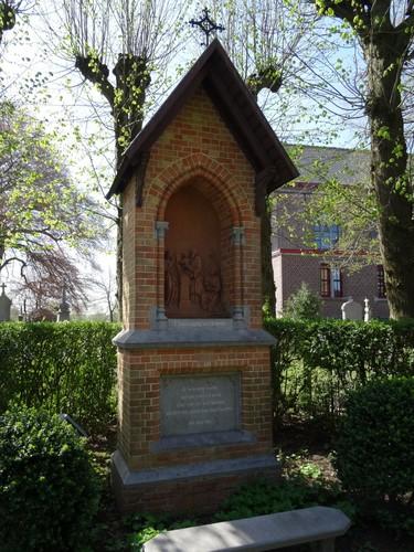 Brugge Pastoor Verhaegheplein 13 statie 01