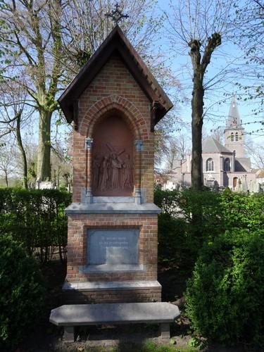 Brugge Pastoor Verhaegheplein 13 statie 04