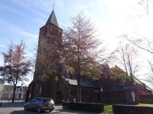 Brugge Rijselstraat zonder nummer zuidwestzijde