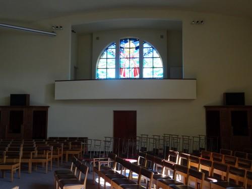 Brugge Sint-Andries Sint-Willibrorduskerk Doksaal