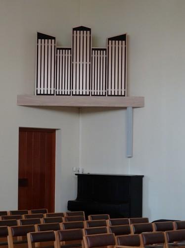 Brugge Sint-Andries Sint-Willibrorduskerk Orgel