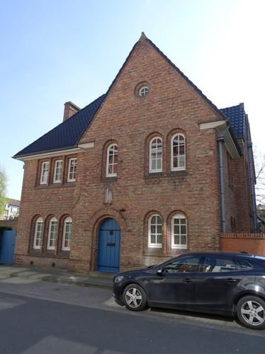 Brugge Sint-Baafskerkstraat 2