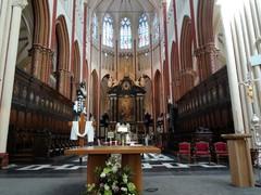 Brugge Sint-Salvatorskerkhof zonder nummer Interieur (https://id.erfgoed.net/afbeeldingen/282992)