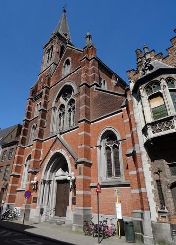 Brugge Vlamingstraat 84 zuidzijde