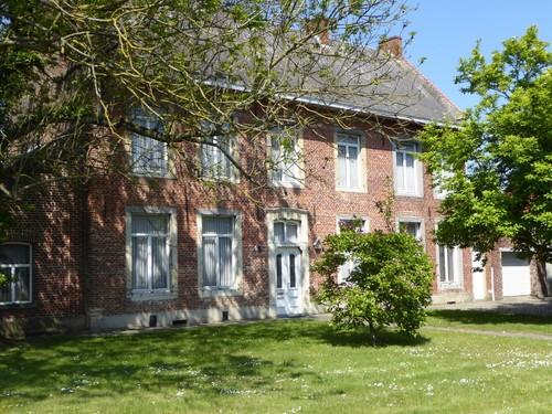Tielt-Winge Haldertstraat 9 Pastorie Sint-Denijsparochie Houwaart
