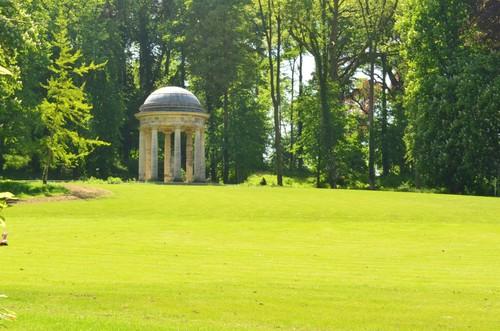 Bilzen  Rijkhoven Alden Biesen engels park